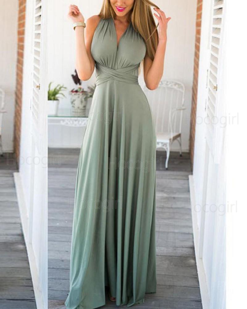 sage bridesmaid dresses