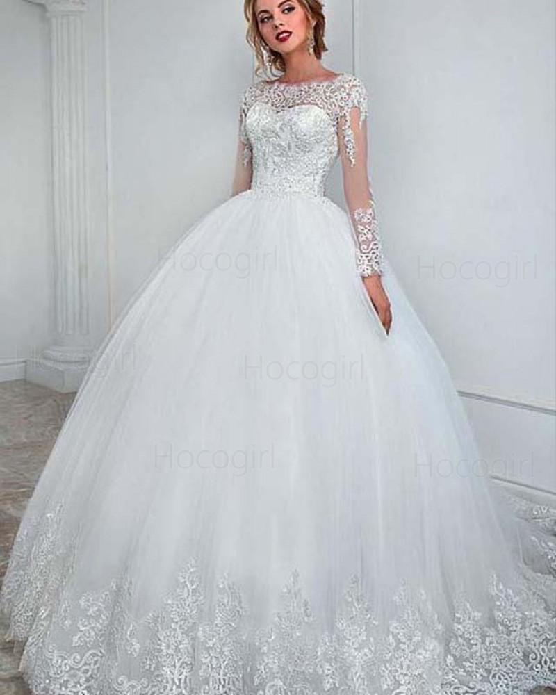 Shop jewel white long sleeve lace