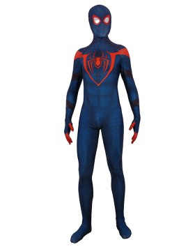 Halloween Hero PS5 Miles Morales Spider Man Bodysuit HC002