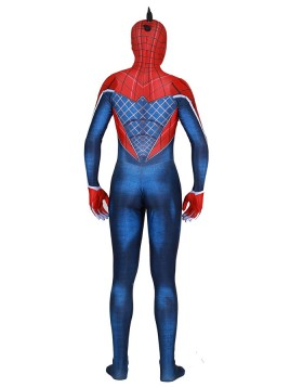 Halloween Super Hero PS4 Spider-Punk Bodysuit HC005