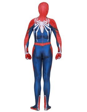 Halloween Super Hero PS4 Advanced Spiderman Bodysuit HC008