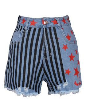 Cosplay Prop Birds of Prey Harley Quinn Denim Shorts HC014