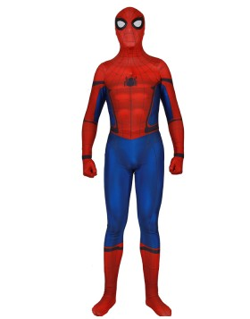 Halloween Hero Man Spiderman Homecoming Bodysuit HC017