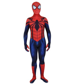 Halloween Cosplay Superior Spiderman Bodysuit HC018