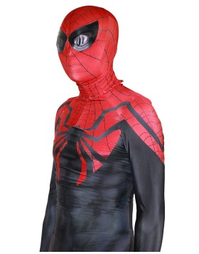 Spider Man Into The Spider Verse Bodysuit Costume For Man