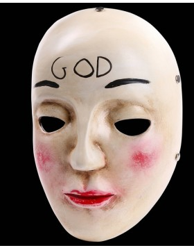 The Purge Anarchy Movie God Mask