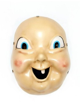 Terror Movie Happy Death Day Baby Mask