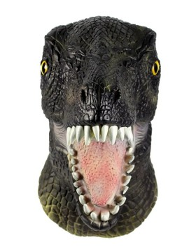 Jurassic World2 Larex Velociraptor Head Mask For Adult